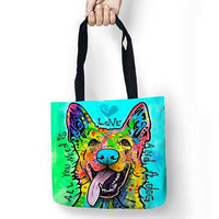 My German Shepherd Tote Bag