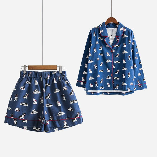 2-Pieces Frenchie Pajamas