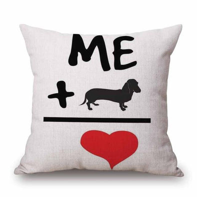 Cute and Funny Dachshund PillowCases