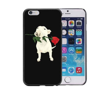Adorable Bull Terrier Phone Case