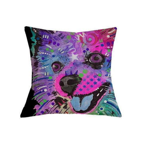 My Pomeranian pillowcase