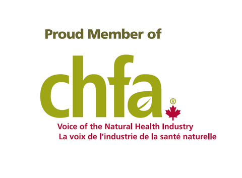 Proud Member of Canadian Health Food Association