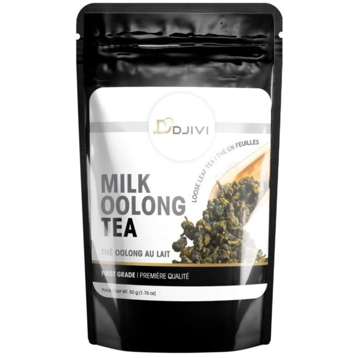 Milk Oolong Tea - DODJIVI