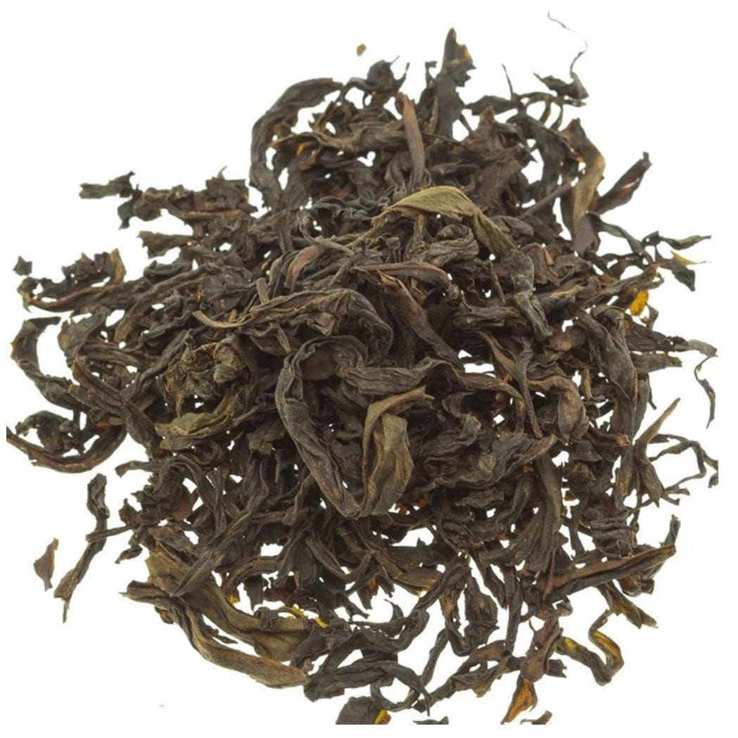 Organic Oolong Tea Wuyi Mountain Da Hong Pao 100g - DODJIVI