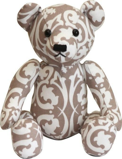 beige-damask-teddy-bear-1
