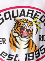 Dsquared2 Tiger Rider T-Shirt S74GD0677S22507100