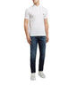 Dolce & Gabbana White Polo T-Shirt