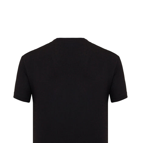 Gucci Rainbow Black T-shirt - Men - Apparel - Shirts - T Shirts - Gucci | Gethuda Fashion