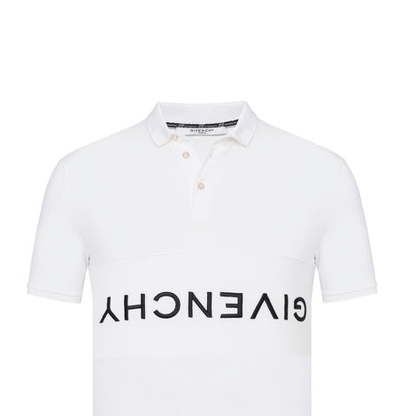 GIVENCHY reverse Polo T-Shirt - Men - Apparel - Shirts - Polos - Givenchy | Gethuda Fashion