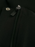 Fendi Vest with the motif on the back - Black