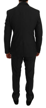 Gray Slim Fit 2 Piece MARTINI Suit