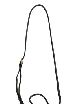Black Leather Crossbody Hand Shoulder Borse Purse