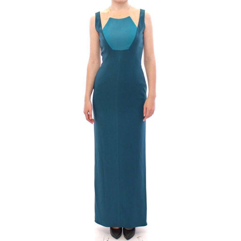 CO|TE Blue sleeveless maxi dress - Women - Apparel - Dresses - Casual - CO|TE | Gethuda Fashion
