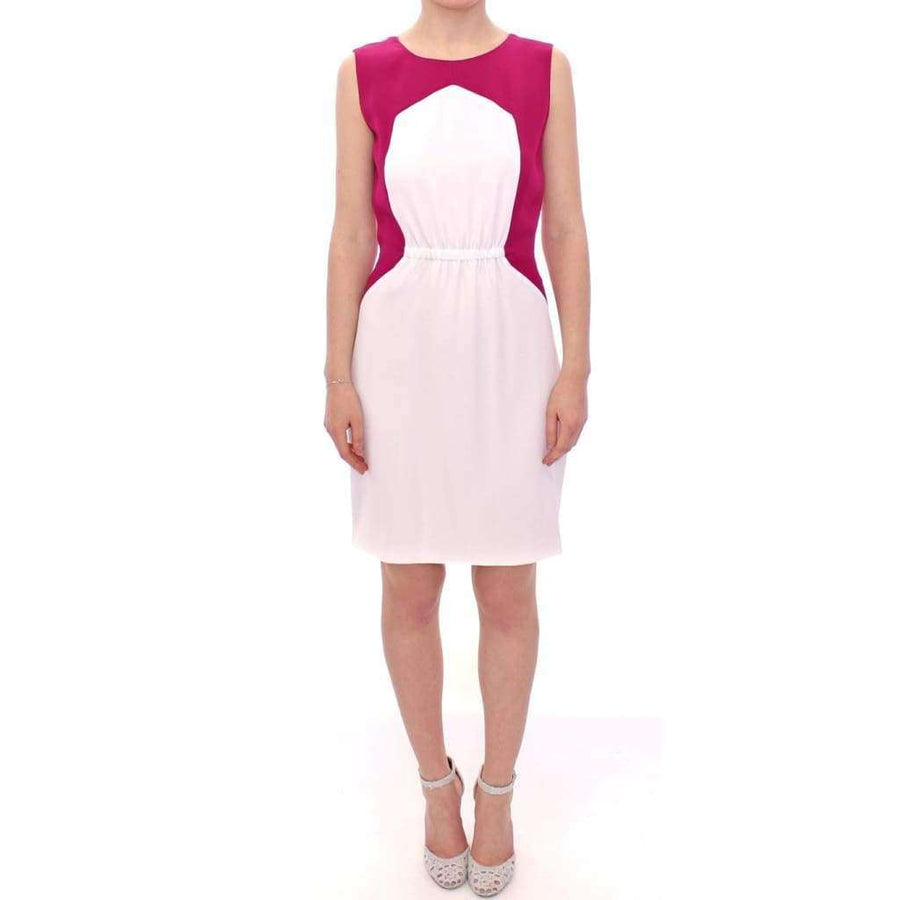 CO|TE White Lindsay shift dress - Women - Apparel - Dresses - Casual - CO|TE | Gethuda Fashion