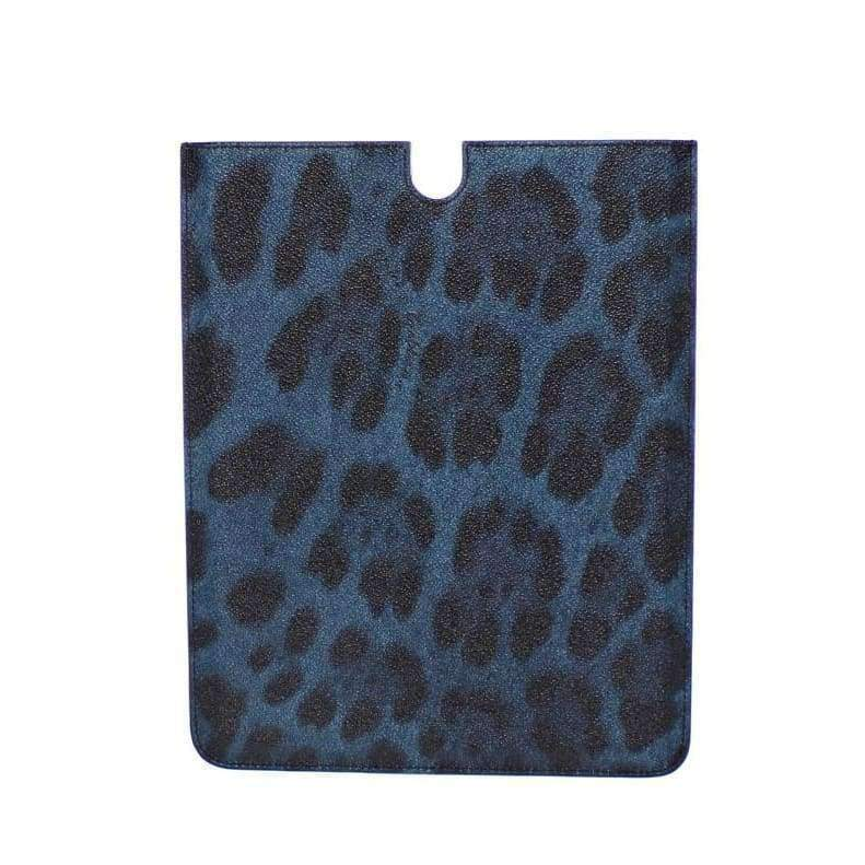 Dolce & Gabbana Leopard Print iPAD Tablet eBook Cover