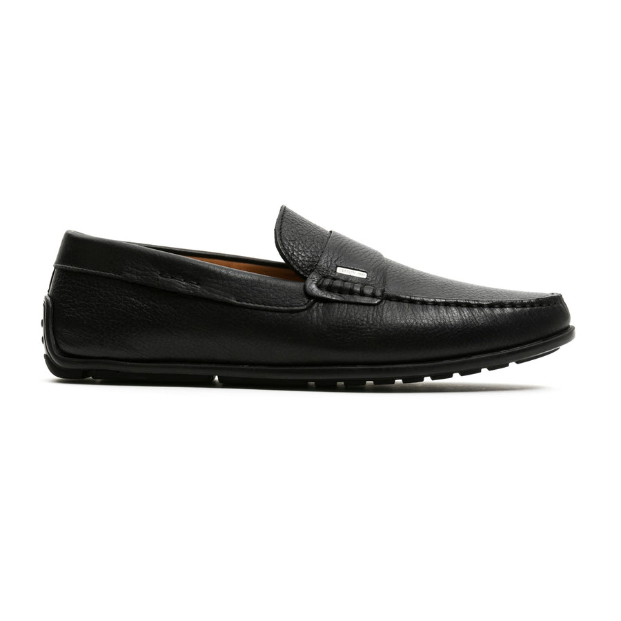 Nero Black Loafer