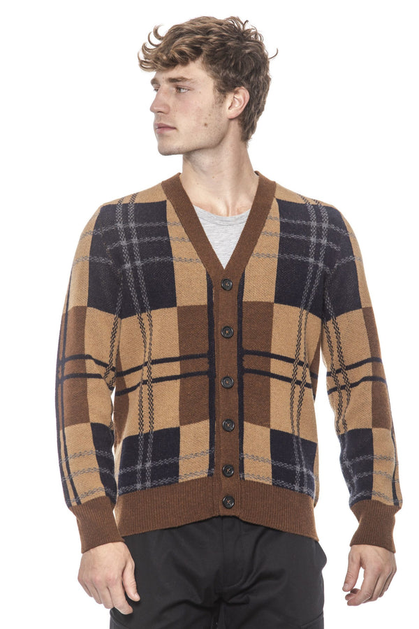 Marr Brown Cardigan