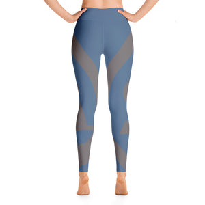 Solar Republic Moon Light Athletic Leggings - Soft, Stretchy and Comfy - The Solar Republic