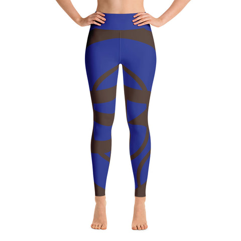 Solar Republic Queen Panther Athletic Leggings - Soft, Stretchy and Comfy