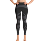 Solar Republic Gravity Athletic Leggings - Soft, Stretchy and Comfy - The Solar Republic
