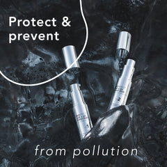 PROTECT YOUR SKIN FROM POLLUTION