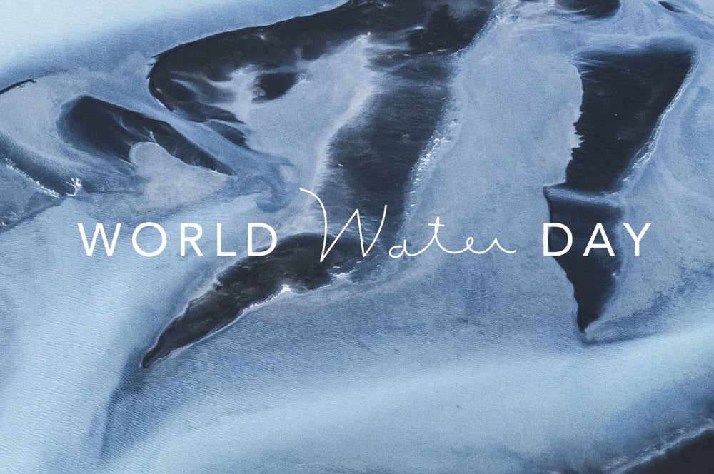WORLD WATER DAY - OUR ICELANDIC WATER