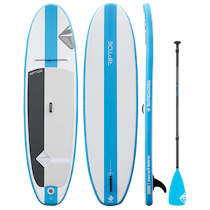 Boardworks SHUBU Riptide Inflatable Stand Up Paddle Board (SUP)