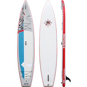 Boardworks SHUBU Raven Inflatable Stand Up Paddle Board (SUP)