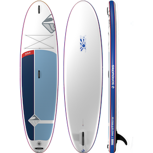 Boardworks SHUBU Solar 10.6 Inflatable Stand Up Paddle Board (SUP)