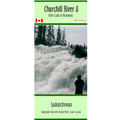 Churchill River 08 Canoe Map