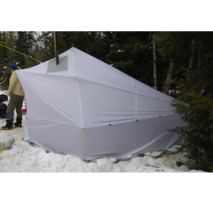 Cooke Custom Tundra Winter Shelter