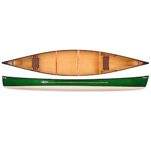 Swift Temagmai Canadian Touring Canoe