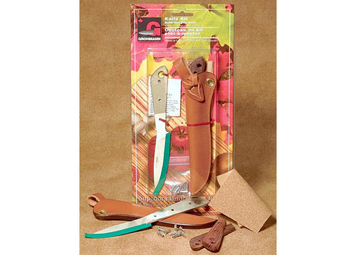 Grohmann You-Make-It Knife Kits