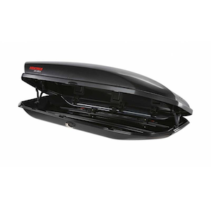 Yakima SKYBOX 18 CARBONITE