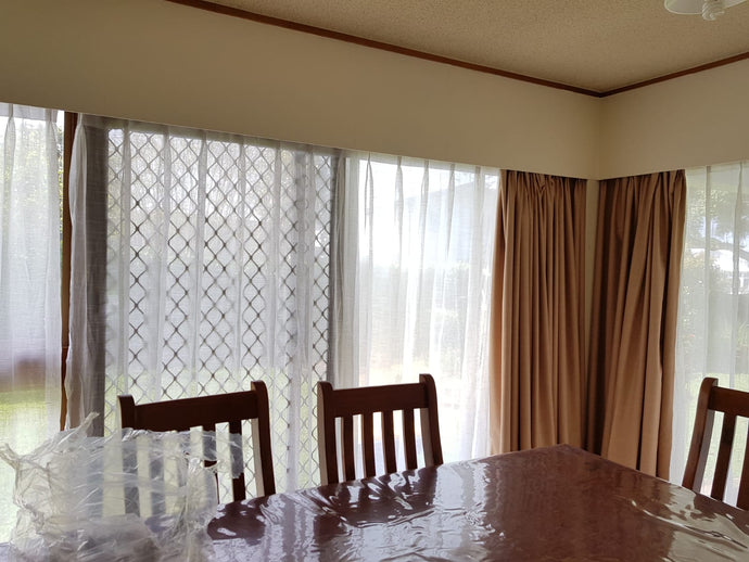 Sheer curtains vs Pleated Curtains. Which One is better?