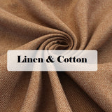 LINEN AND COTTON CURTAINS