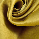 Yellow color curtain