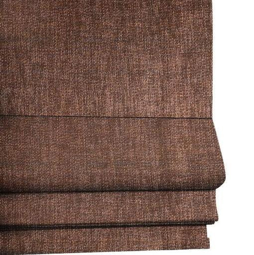 Cavendish Dark Brown Roman Blind | Made to Meadure Roman Blinds