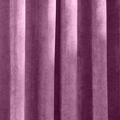 Light Purple velvet curtains