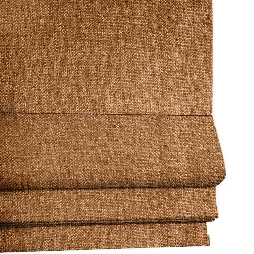 Cavendish Light Brown Roman Blind | Custom made Blackout Blinds