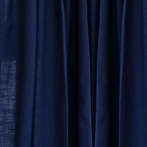 Alisa Navy Blue Curtains