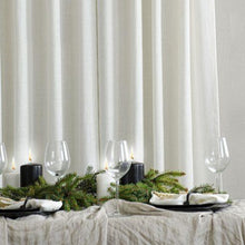 Alisa linen Curtains
