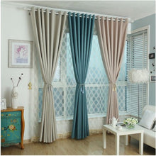 Masjester Blue Curtains