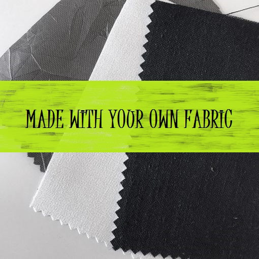 Custom Made Blinds With Your Own Fabric- Roman Blinds Maker