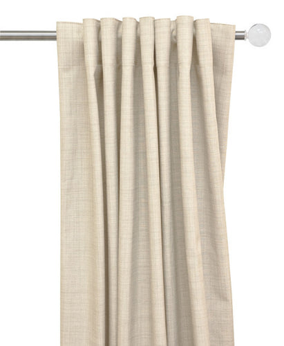 Letus Beige Curtains