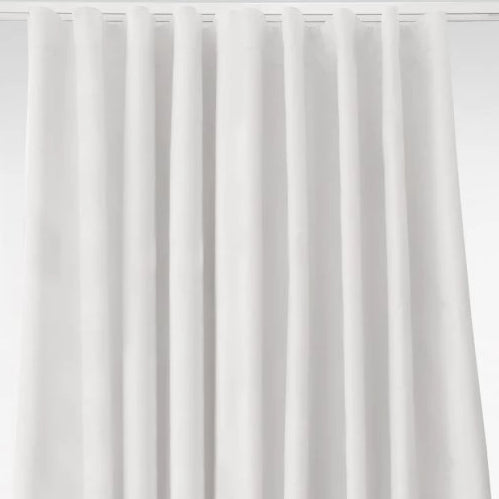 Letus White Curtains