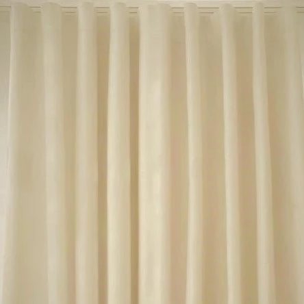 Letus Cream Curtains