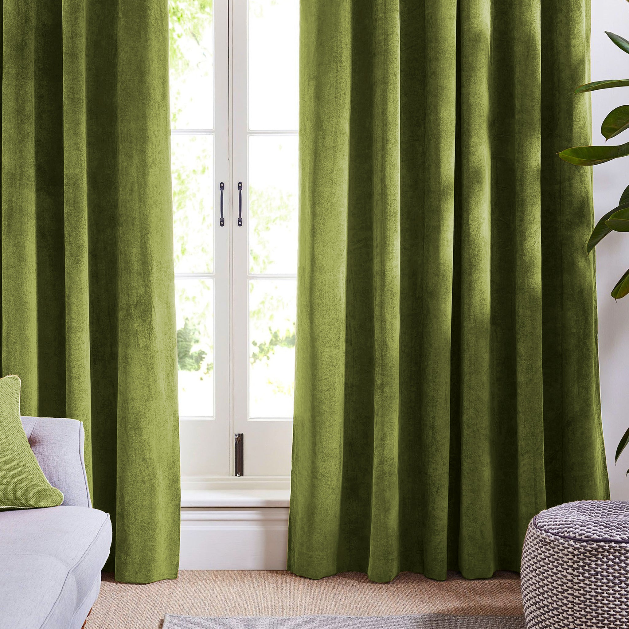 panel curtain beige and with grommet rod curtains decor green beautiful your decoration for chrome design tips window blackout double marvelous