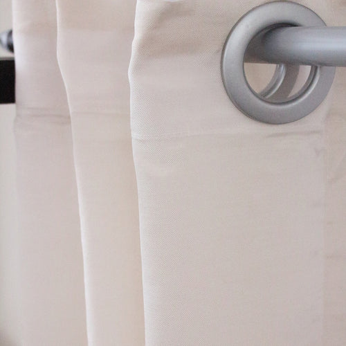 Paris  Ivory Sheer Curtains