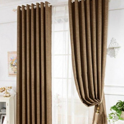 Lovely Cavendish Dark Brown Curtains; Cavendish Dark Brown Curtains ... Part 20
